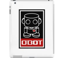 O'bot Spread Love 1.0 iPad Case/Skin