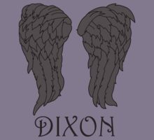 Daryl Dixon Wings - The walking dead by jsbdesigns