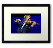 Andre Rieu - 'Maestro Extraordinaire' Framed Print