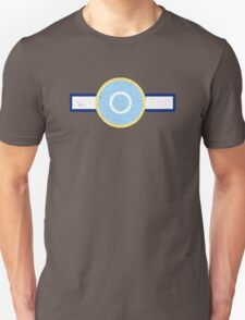 Vintage Look Royal New Zealand Air Force Roundel T-Shirt