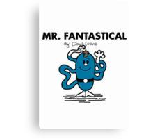 Mr Fantastical Canvas Print
