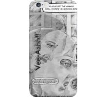 Inter-dimensional Outlaw iPhone Case/Skin