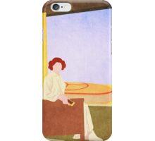 The Desert Motel iPhone Case/Skin