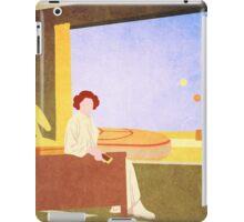 The Desert Motel iPad Case/Skin