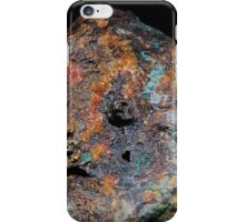 Colorful Copper Ore iPhone Case/Skin
