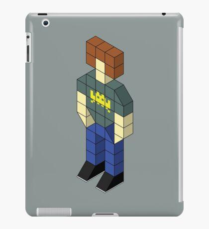 Isometric Roy iPad Case/Skin