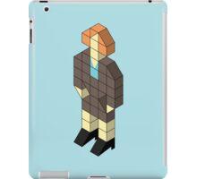 Isometric Jen iPad Case/Skin