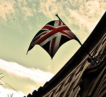 Flying the Flag by Jamie Candlin