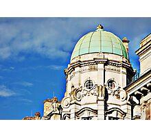 The Copper Dome Photographic Print