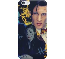 Doctor Who - season 6 iPhone Case/Skin