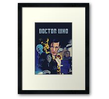 Doctor Who - season 6 Framed Print