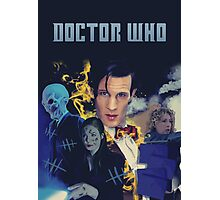 Doctor Who - season 6 Photographic Print