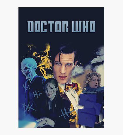 Doctor Who - season 6 Photographic Print