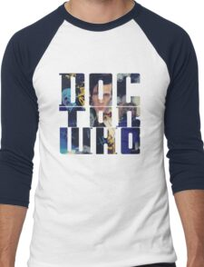 Doctor Who - season 6 (2) Men's Baseball ¾ T-Shirt