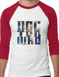 Doctor Who - season 6 (2) Men's Baseball ¾ T-Shirt