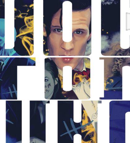 Doctor Who - season 6 (2) Sticker