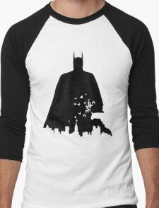 Gotham Protector Men's Baseball ¾ T-Shirt