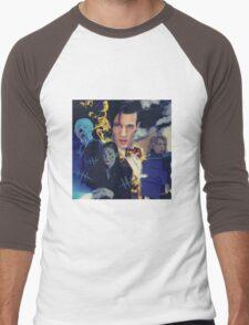 Doctor Who - season 6 Men's Baseball ¾ T-Shirt