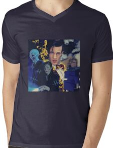 Doctor Who - season 6 Mens V-Neck T-Shirt
