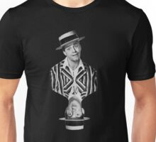 Martin and Lewis connected - bigger Unisex T-Shirt
