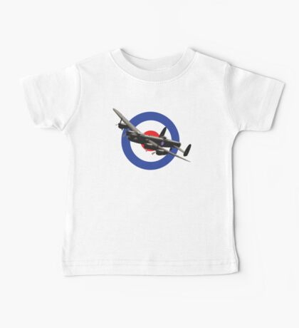 Avro Lancaster T-Shirt Baby Tee