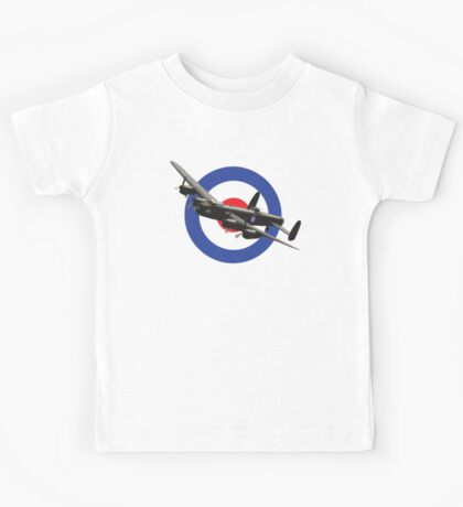 Avro Lancaster T-Shirt Kids Tee