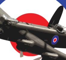Avro Lancaster T-Shirt Sticker