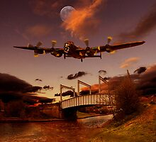 The Last One Home by Nigel Hatton, Derwent Digital Imaging