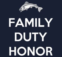 House Tully Family Duty Honor by Phaedrart