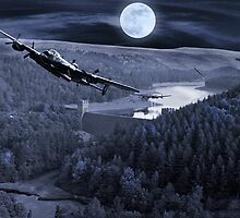 Night Training by Nigel Hatton, Derwent Digital Imaging