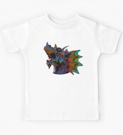Dragon Figurehead Kids Tee