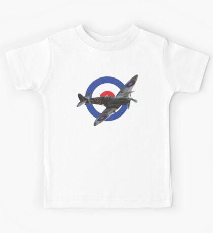 Supermarine Spitfire Kids Tee