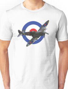 Supermarine Spitfire Unisex T-Shirt