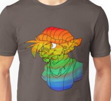 Rainbow Blues Unisex T-Shirt