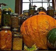 Autumn Treasure 2 by Carolyn Clark