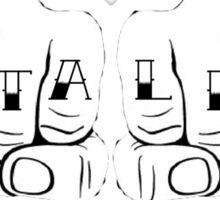 Fatality Sticker
