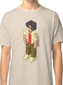 Isometric Moss Classic T-Shirt