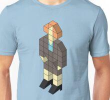Isometric Jen Unisex T-Shirt