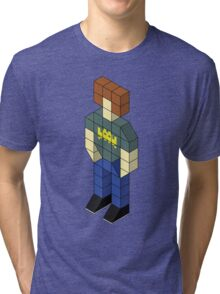 Isometric Roy Tri-blend T-Shirt