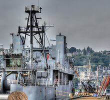 USNS Assertive by Sue Morgan