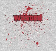 GTA 5 - wasted by rjzinger