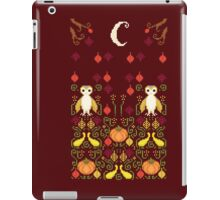 Pixel/8-bit Fall Season iPad Case/Skin
