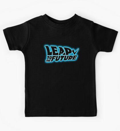 Leap to the Future Kids Tee