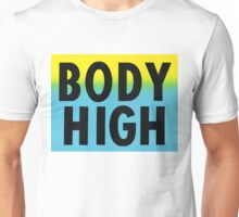 It's the logo of Body High's Label Unisex T-Shirt