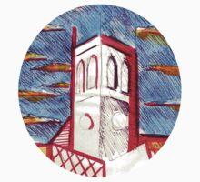St Peters Church, Brighton One Piece - Short Sleeve