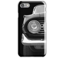 Old (black&white) iPhone Case/Skin