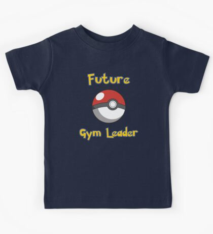 Future Gym Leader Kids Tee