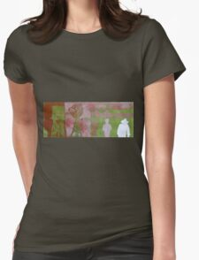 Water Tank II Womens Fitted T-Shirt