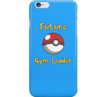 Future Gym Leader iPhone Case/Skin
