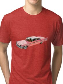 1957 Chrysler New Yorker Tri-blend T-Shirt